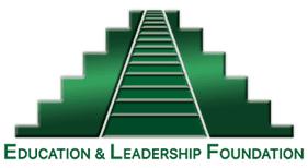 Education and Leadership Foundation Logo Photo